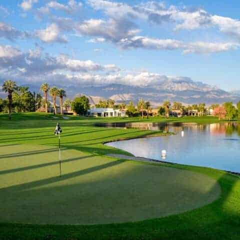 private golf course water feature services