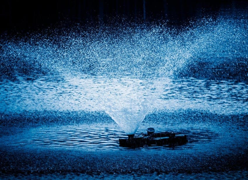 lake aeration services