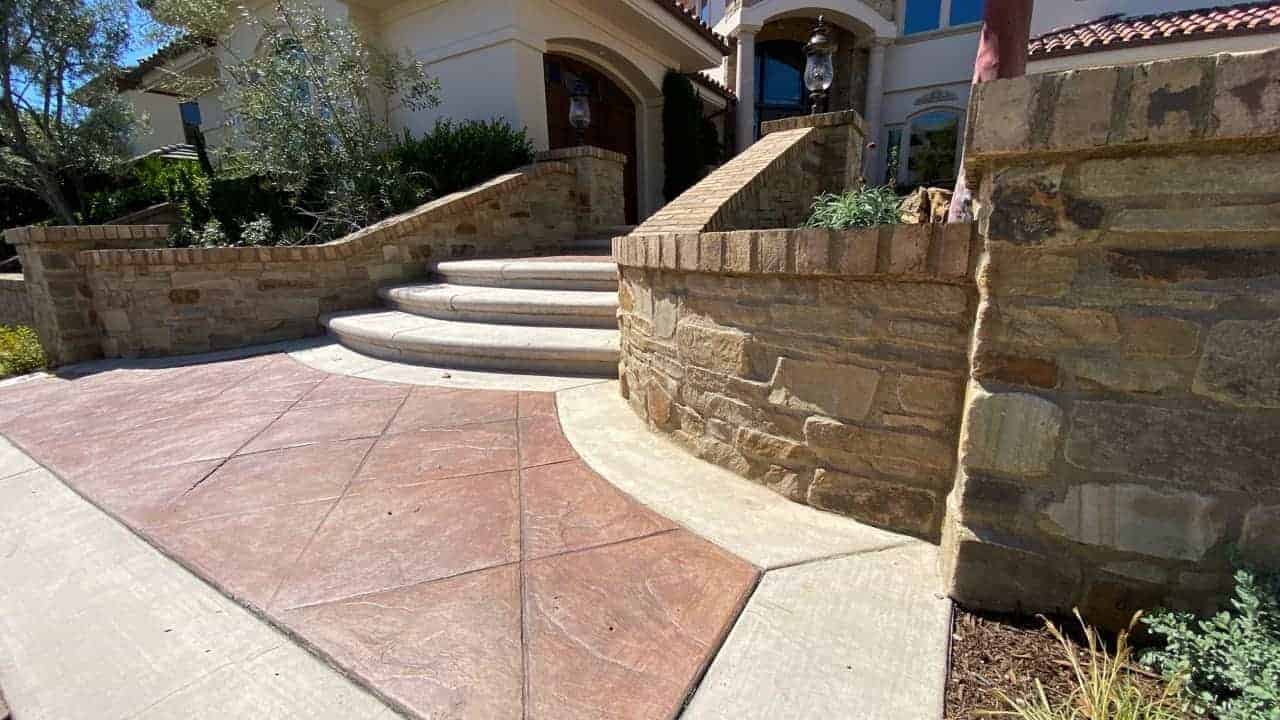 custom landscape construction laguna